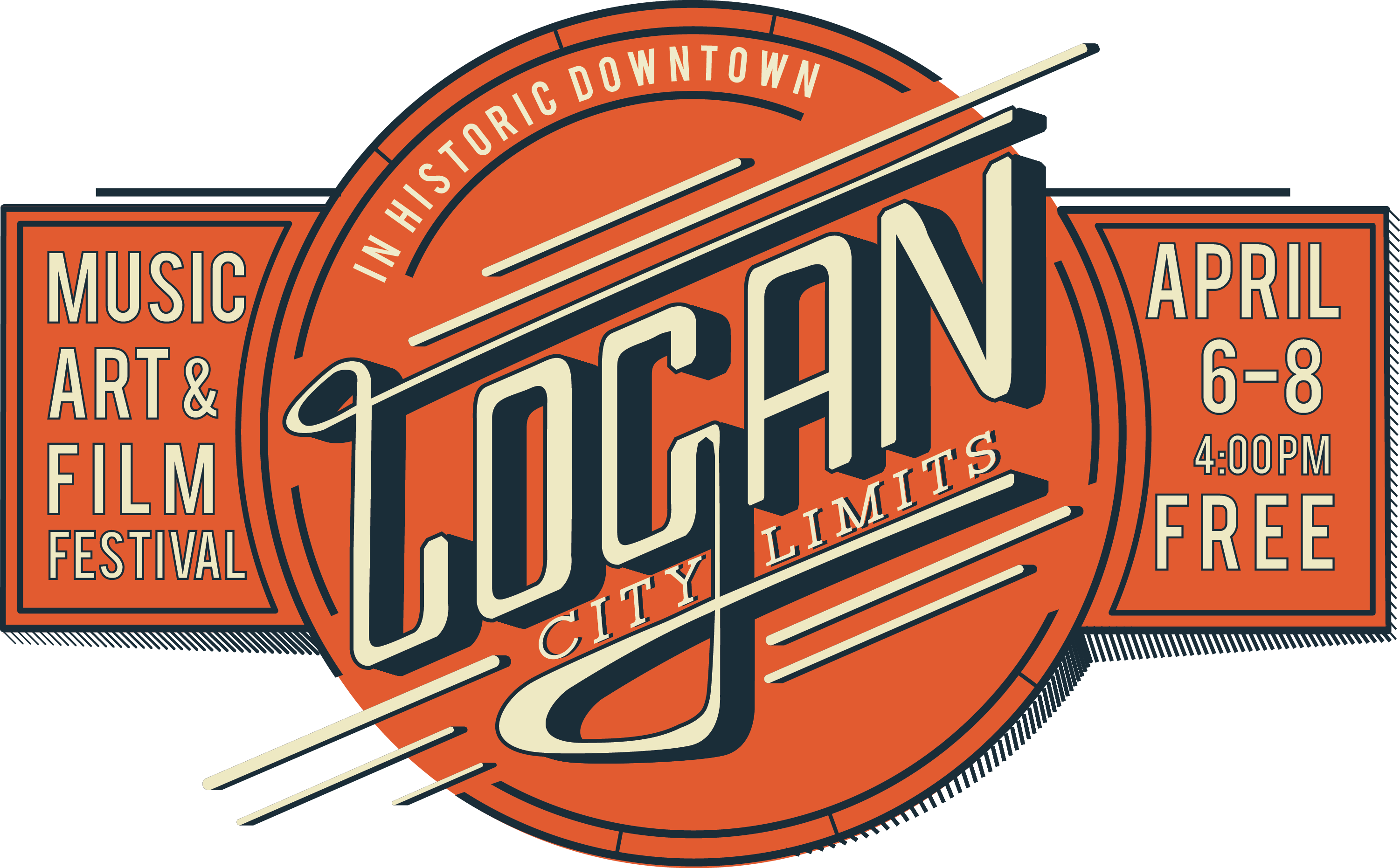 Logan City Limits - Music, Film, Art