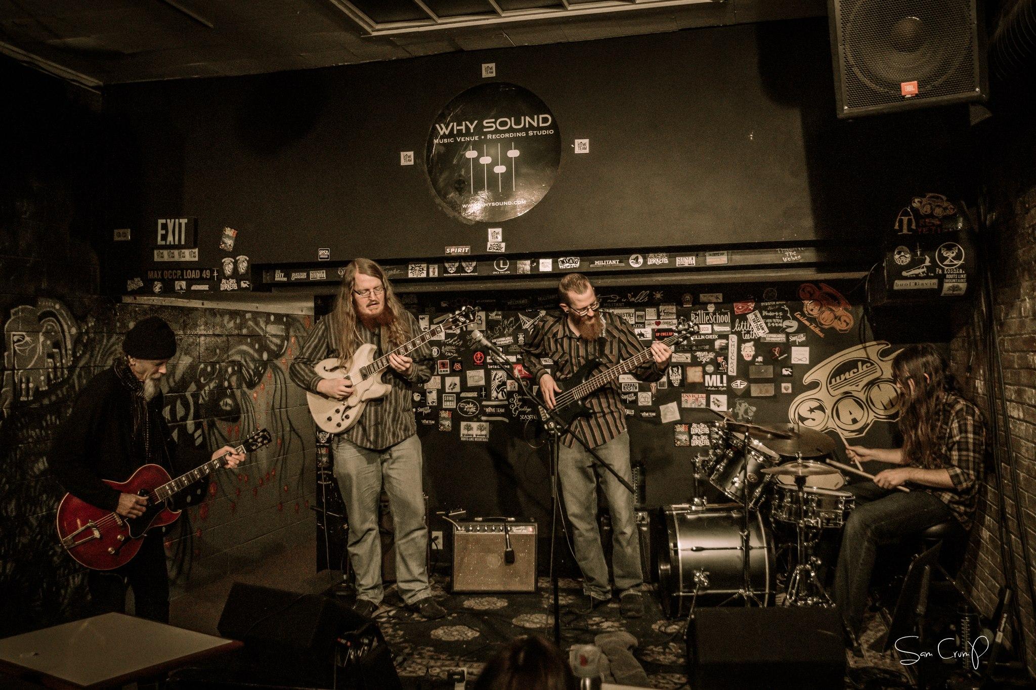 Wildmon and the Treebeard Trio